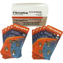 Renata+Size+13+Hearing+Aid+Batteries+-+40+Pack