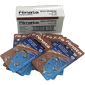 Renata Size 312 Hearing Aid Batteries - 40 Pack