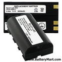 Replacement Leica GEB211 Battery
