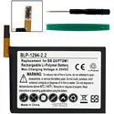 Replacement Cell Phone Battery for Blackberry Q5 with Tools