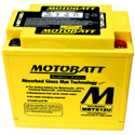 Motobatt MBTX12U 12V 14Ah AGM Battery