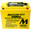 Motobatt+MBTX20U+12V+21Ah+AGM+Battery