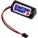 Replacement Battery for Mitsubishi Q6BAT
