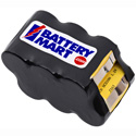 Replacement Shark XBP610 Cordless Sweeper Battery