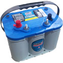 Optima D34M Blue Top Battery - 750 CCA