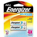 Energizer Advanced AA Lithium Batteries - 2 Pack