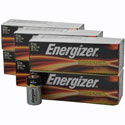 Energizer Industrial C Alkaline Batteries - 72 Pack