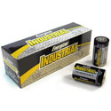Energizer+Industrial+D+Alkaline+Batteries+-+12+Pack