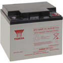 Flame Retardant 12 Volt 40 Ah Sealed Lead Acid Rechargeable Battery with Insert Terminals