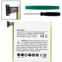 Replacement Tablet Battery for Google Nexus 7 (2nd Gen) with Tools