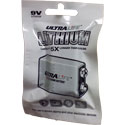 Ultralife 9 Volt Lithium Battery with Foil Pack
