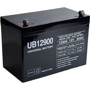 12 Volt 90 Ah Sealed Lead Acid Battery
