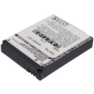 Replacement GoPro Hero AHDBT-001 Battery