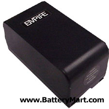 RCA BB-060/Hitachi VM-BP82 Replacement Battery