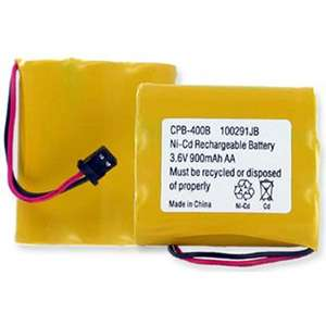 1X3AA/B Connector Replacement Battery