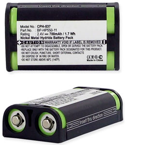 Replacement Sony BP-HP550-11 Battery