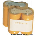 2X2-2/3AA (Diag) Replacement Battery