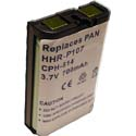 Panasonic+HHR-P107%2C+Type+35+Replacement+Battery