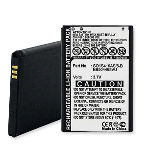 Replacement Samsung EB504465VUBSTD Battery