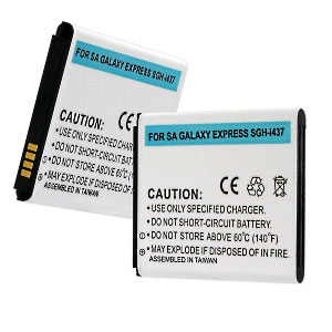 Replacement Samsung Galaxy Express SGH-I437 Battery