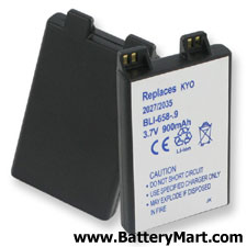 Kyocera QCP-2027 900mAh Replacement Battery