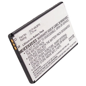 Replacement Kyocera SCP-49LBPS Cell Phone Battery