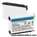 Samsung SGH-i607 Replacement Battery
