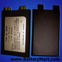 Kyocera QCP-2027 600mAh Replacement Battery