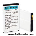 Replacement HTC BA-S380 Battery