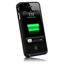 Apple Certified Black Power Case for iPhone 4 and 4S