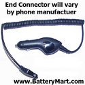 Sony Ericsson AH 230, LX-77 Car Charger