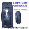 Samsung SGH-X475 Leather Case