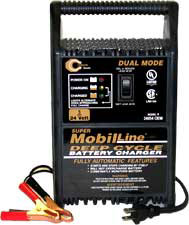 Cliplight 24 Volt 5 Amp Battery Charger