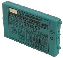Game Boy Advance SP Battery