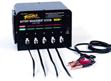 Battery Tender 12 Volt 2 Amp Battery Charger - 5 Banks