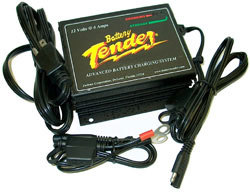 Power Tender Plus 24 Volt 2.5 Amp Waterproof Battery Charger