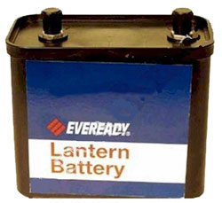 Eveready 732 12 Volt Lantern Battery