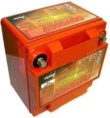 Odyssey PC925LMJ Battery with Metal Jacket
