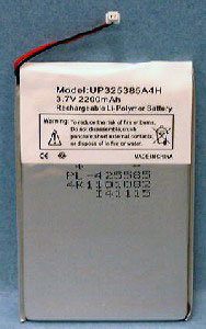 iPod Battery (1st and 2nd Generation - High Capacity)