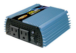 Power Bright PW200-12 200 Watt Power Inverter