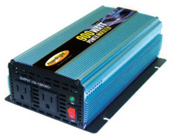 Power Bright PW900-12 900 Watt Power Inverter
