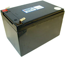 12 Volt 51 W Sealed Lead Acid Rechargeable Battery
