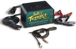 Battery Tender Plus 12 Volt 1.25 Amp Gel Cell Battery Charger