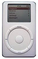 1st and 2nd Generation iPod
