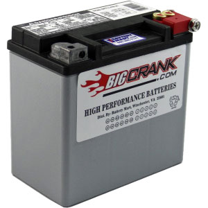 USA-Made Big Crank ETX14L Battery