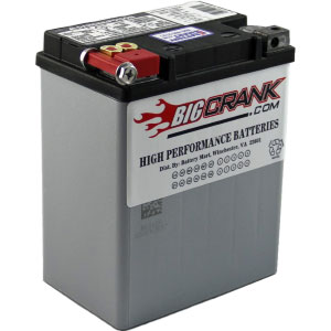 USA-Made Big Crank ETX15 Battery