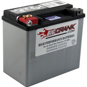 USA-Made Big Crank ETX16 Battery