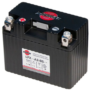 Shorai LFX09A2-BS12 Lithium-Iron Battery