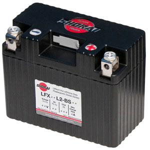 Shorai LFX09L2-BS12 Lithium-Iron Battery
