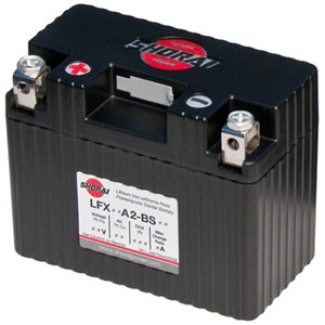 Shorai LFX14A2-BS12 Lithium-Iron Battery